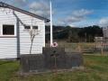 Ōngarue war memorial