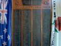 The roll of honour in the Ōpōtiki RSA lists 100 ...