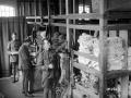 Ordnance store during First World War