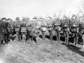 Otago infantry soldiers, 1918