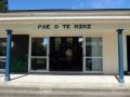 Pae-o-te-Riri memorial classroom, Tikitiki