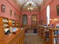Panorama: Parliamentary Library reading room