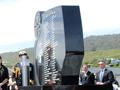 Pike River memorial stone