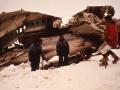Sound clip: police at Erebus disaster