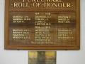 Pukeoware roll of honour