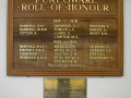 Pukeoware roll of honour