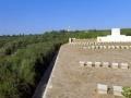 Quinn's Post panorama, Gallipoli