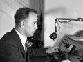 First radio broadcast of Parliament