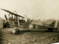 British RE8 reconnaissance aircraft