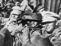 Anzac troops returning to Gallipoli
