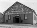 Rūnanga miners' hall