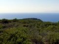 Russell's Top panorama, Gallipoli