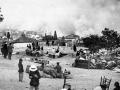 Great fire in Salonika