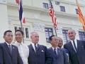 New Zealand signs Manila Pact