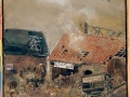 YMCA on the Somme painting