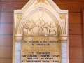South African War memorial tablet, Colyton
