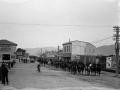 Special constables on horseback, Petone