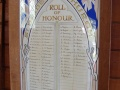 St Bride's roll of honour