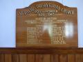St David's Presbyterian Church roll of honour, Napier
