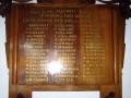 St Johns Presbyterian Church roll of honour
