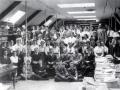 Statistics department during First World War