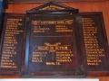 St John's Workingmen's Club Roll of Honour, Whanganui