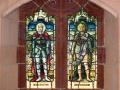 Tai Tapu church memorial window