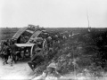 Tanks and horses on the Western Front