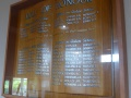 Te Pahu roll of honour