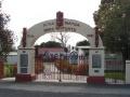 Te Matai Native School memorial gates