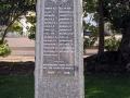 Thames High School memorials