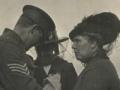 First World War farewells