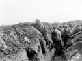 In the trenches on the Western Front