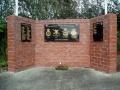 Tūākau Services war memorial