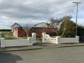 Waianiwa School memorial gates