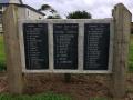 Waipango war memorial