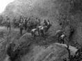 Track-making on Walker's Ridge