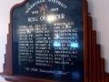 Wardville roll of honour