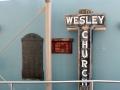 Wellington Wesley Methodist Church memorials