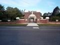 West Eyreton war memorial