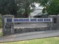 Whāngārei Boys High School War Memorials