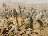 Wellington Battalion captures Chunuk Bair