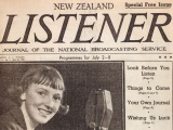 First issue of <em>New Zealand Listener</em> published