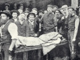 Brunner mine disaster kills 65