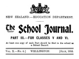First <em>School Journal</em> published