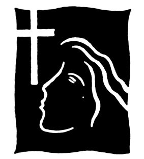 Image of women and cross