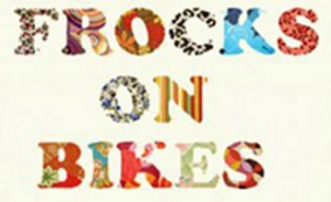 Frocks on Bikes logo