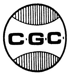 CGC inside a circle